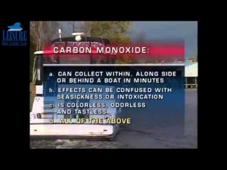 Leisure Boat Club Training Video Part 2